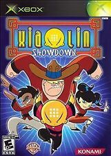 Xiaolin Showdown (Microsoft Xbox, 2006) Complete