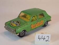 Majorette 1/60 Nr. 234 Simca 1100 grünmetallic Port Louis #442
