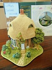 LILLIPUT LANE - L2932 SUGAR MOUSE - EASTON, SUFFOLK, ENGLAND. WITH BOX & DEEDS