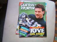 GUERIN SPORTIVO=N°20 1986=JUVE GOL STORY=assente maxiposter