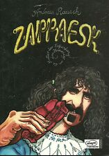 ANDREAS RAUSCH Zappaesk FRANK ZAPPA Comic Weasel Acetates Old Masters Apocrypha