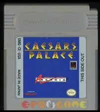 CAESARS PALACE Gameboy Game Boy Versione Americana ••••• SOLO CARTUCCIA