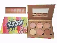 Glowing Palette - Okalan Shimmers Kit- 6 Highlighters, Illuminator Colors