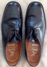 "Kays ""Blackburn"" Black Leather Dress Shoes  – UK 8 – Excellent Condition"