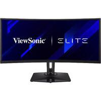 """ViewSonic ELITE XG350R-C 35"""" Curved Gaming Monitor, MVA Panel, 3440 x 1440"""