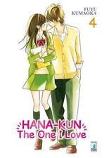HANA-KUN THE ONE I LOVE 4 - MANGA STAR COMICS - NUOVO