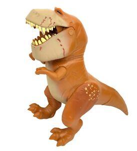 "Disney Pixar The Good Dinosaur ""Butch"" T-Rex Toy Action Figure 13"" Tomy"
