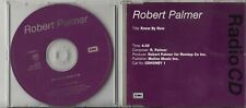 ROBERT PALMER Know By Now 1 TRACK RADIO PROMO CD SINGLE