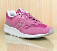 New Balance 997 Rose Pink White Sneakers 997H CM997HMA Mens size 10.5 NEW