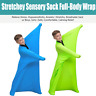 Sensory Sack Body Sock Sox Full Body Wrap for Kids And Teens Autism Anxiety ADHD