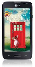 LG L65 - 4GB - Schwarz  Smartphone 1,2-GHz-  I