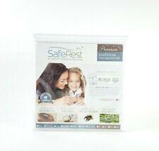 Safe Rest Queen Size Hypoallergenic Waterproof Mattress Protector