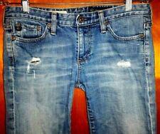 Ag Adriano Goldschmeid women's crop jeans capri size 27