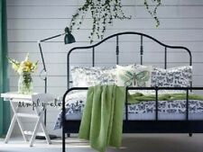 Ikea Sommarmalva Butterflies Duvet Cover Pillowcase(s) Sets White Gray Black New