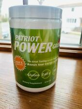 Patriot Power Greens Fortified Berry Flavor 12.7 oz Large Canister - 60 Servings