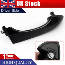 Bright Black Front Right Driver Side Door Handle For BMW E53 X5 F20 F21 F23 F30