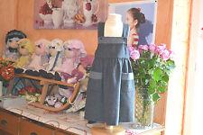 robe cyrillus 2 ans 70% de laine gris avec poche
