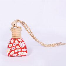 Random Color Air Freshener Hanging Perfume Diffuser Bottle Fragrance Pendant