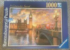 Ravensburger - Westminster Sunset - 1000 Piece Jigsaw Puzzle