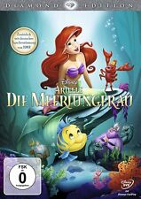 Arielle die Meerjungfrau - Diamond Edition - DVD - Disney