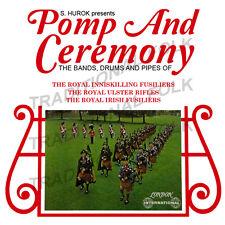 *NEW POMP & CEREMONY CD ROYAL IRISH ULSTER SCOTS