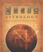 Runic Astrology Chart Interpretation Through Runes Book ~ Wiccan Pagan Supply