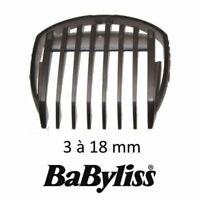 Sabot Tondeuse Guide de Coupe Cheveux BaByliss E779 E709 E769E Contour Pro 18mm