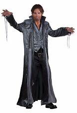 UOMO TAGLIA UNICA MAGO lungo giacca costume # Vestito per Halloween