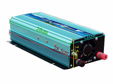 1200W Power Inverter DC 12V/AC 110V 120V power tool/ Car Power-2
