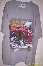 CHICAGO BLACKHAWKS LEE XL  T - SHIRT