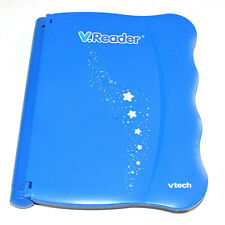 Vtech V.Reader Electronic Reading Learning System Tablet Console Blue 1156