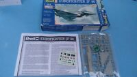 Vintage REVELL 1:144 EUROFIGHTER JF 90  Model Kit Aircraft Combat Fighter Toy