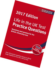 Life in the UK Practice Questions 2017 and Answers for British Citizenship Test