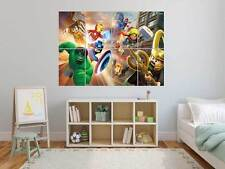 LEGO MARVEL AVENGERS  Poster Grand format A0 Large Print ROOM KIDS