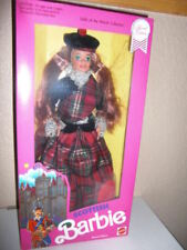 Scottish Barbie DOTW, Second Edition ~ NIB