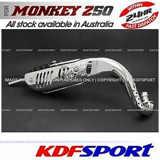KDF MUFFLER EXHAUST PIPE AFTERMARKET PARTS 50CC FOR HONDA MONKEY Z50 Z50J