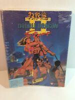Double Dragon II: The Revenge PC IBM Tandy 1989 Game Retro Vintage Sealed