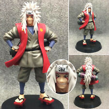 Neuf Naruto Shippuden HSCF High Spec Coloring Figure 4 No.13 JIRAIYA 16cm NoBox