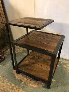 Metal Nesting Stands Solid & Sturdy.C12pix4Size/ask@Delivery estimate.MAKE OFFER
