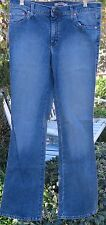 MAVI JEANS MOLLY LOW RISE FLARE CUT New 30 /34 Stretch Cotton Lycra