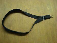 """Prestini Sax strap Velvet padded neck - brass metal swivel - NEW -  22"""" inches"""