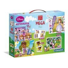 Smart kit 7 en 1 puzzle domino mémo quizzy cubes DISNEY princesses Sofia Minnie