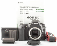 Canon EOS 20D Case Approx. 30.000 Releases Shp