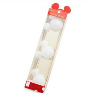 New Disney Mickey Mouse shaped Stick On Vanity Lights for Mirror Primark