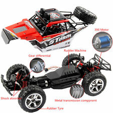 SUBOTECH 1:12 4WD 2.4GHz RC High Speed Off-Road Desert Buggy RC Car - Parts
