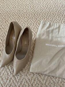 Michael Kors Nude Heels Size 5