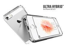 Spigen iPhone SE Case Ultra Hybrid Crystal Clear