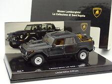 Minichamps 1/43 - Lamborghini LM 002 1986 Noire