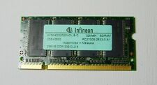 Infineon 256MB DDR 333 CL 2.5 PC2700S-2533-0-A1 SoDimm Ram