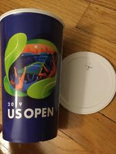 Us Open Tennis 2019 New York Plastic Event Cup With Lid large Tumbler Cup